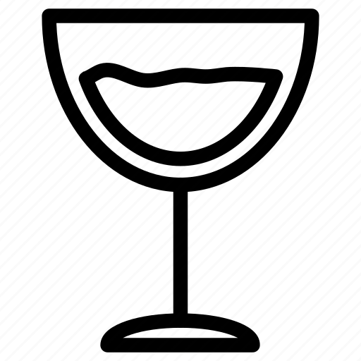 cocktail, drink, glass, juice icon, • alcohol icon
