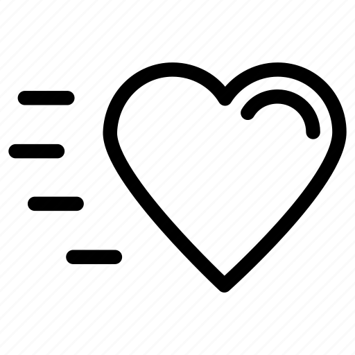 black, heart, hearts, love, romance, romantic, shape, symbol, valentines icon