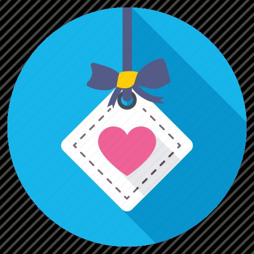 decoration, gift decoration, greetings, heart emblem, heart shape icon