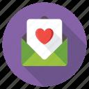 love message, love letter, in love, proposal letter, feelings icon