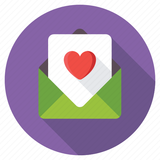 feelings, in love, love letter, love message, proposal letter icon
