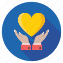heart care, inspire, love, passion, valentine icon
