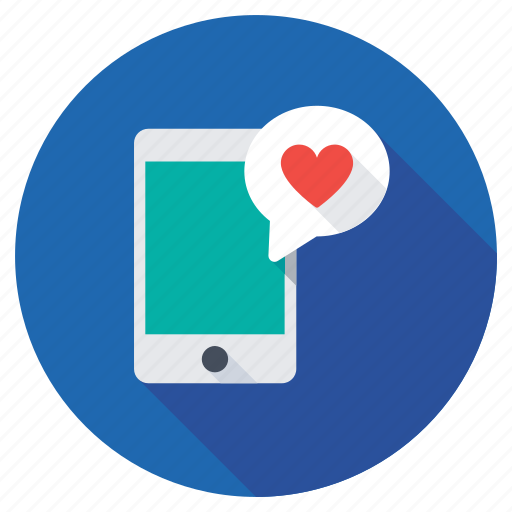 love application, love message, online love, online passion, valentine day sms icon