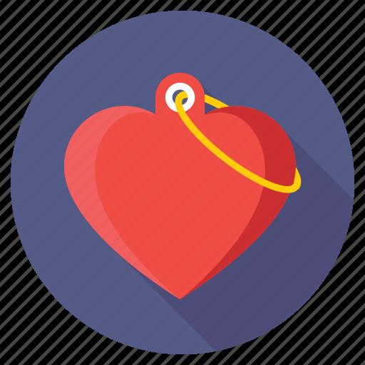 happiness, heart keychain, love present, valentine gift, valentine's day icon