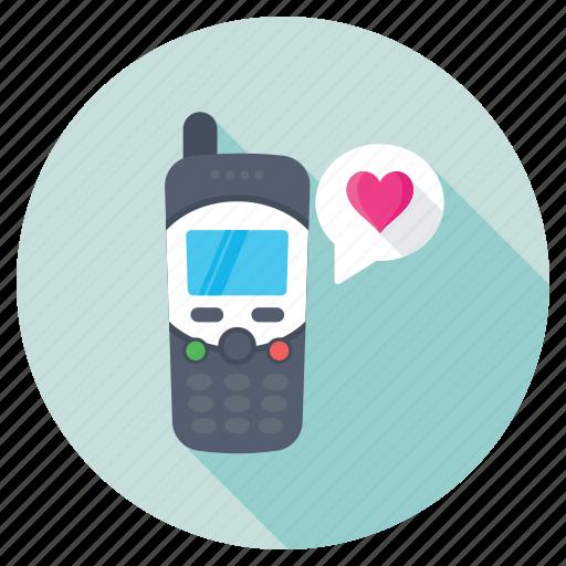 love chat, love message, romantic chatting, romantic conversation, romantic sms icon
