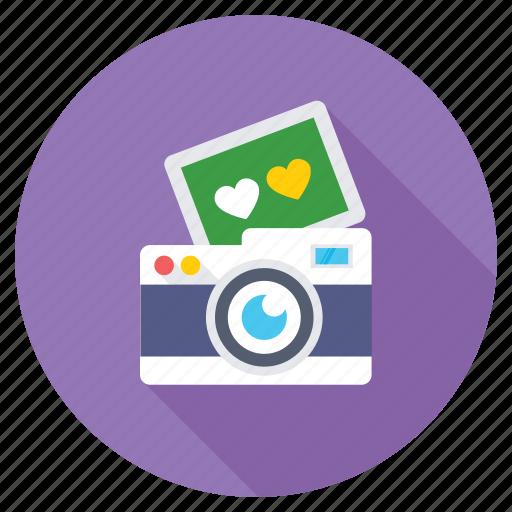 camera, love memories, love moments, photography, wedding photos icon