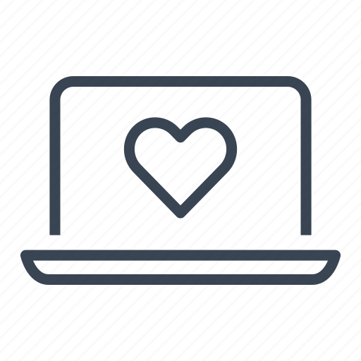dating, love, online, site, website icon