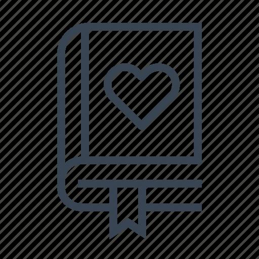 book, love, novel, romance, romantic icon