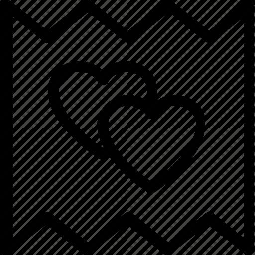 love card, love letter, love message, valentine greeting, valentine wishes icon