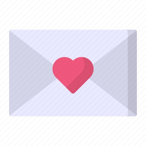 Heart, invitation, letter, love, wedding icon - Download on Iconfinder
