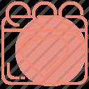 calendar, day, heart, love, schedule, valentines, wedding icon
