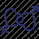 female gender, gender symbol, genders, male gender, sex symbol icon