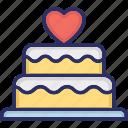 anniversary, birthday, birthday cake, cake, candles icon