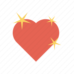favorite, heart, love, romance icon