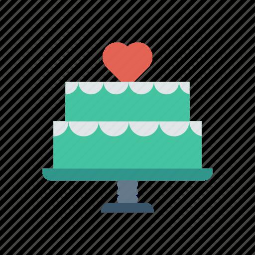 birhtday, cake, celebration, party icon