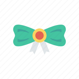 bow, cloth, fashion, tie icon