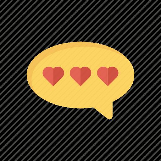 bubble, chat, conversation, messge icon