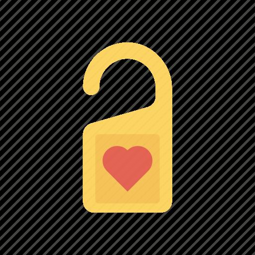 access, heart, romance, unlock icon