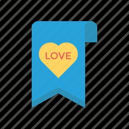 favorite, heart, love, mark icon