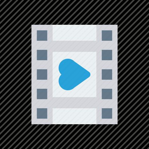 film, movie, reel, romantic icon