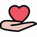 hand, heart, love, romance, romantic