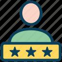 loyalty, favorite, premium, customer, feedback, rating