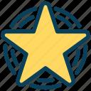 loyalty, star, favorite, rating, premium, quality