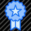 badge, quality, award, ribbon