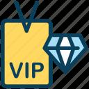 loyalty, card, vip, diamond, jewelry