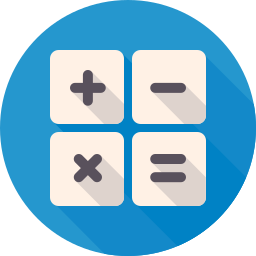 business, calculation, calculator, finance icon