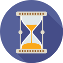 hourglass, loading, watch, clock, time