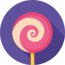 candy, dessert, food, lollipop, sweet icon
