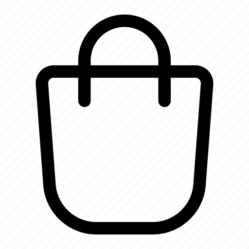bag, basket, carry, purchase, shopping icon
