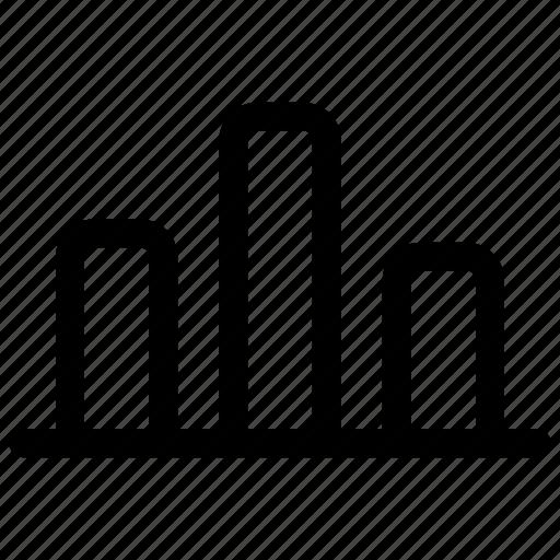 Analytics, bar, chart, graph, statistics icon - Download on Iconfinder