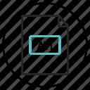 avi icon, avi video icon, document, file extension, format icon