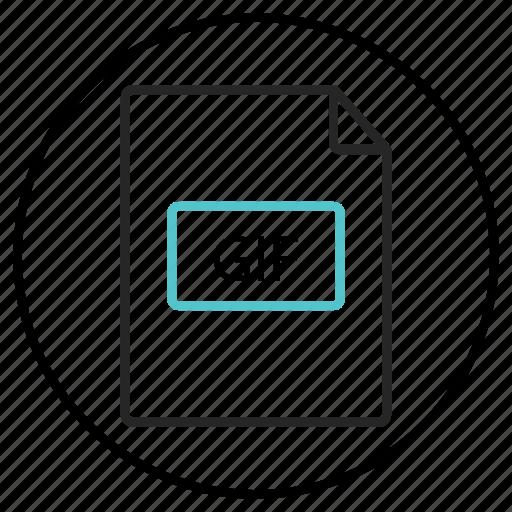 data format, extension file, filetype, gif icon, z icon icon