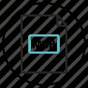 access database icon, database icon, file extension, mdb icon
