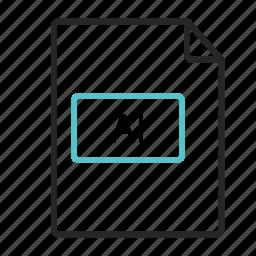 adobe ai vector format, ai icon, document, generic file icon, illustrator icon icon