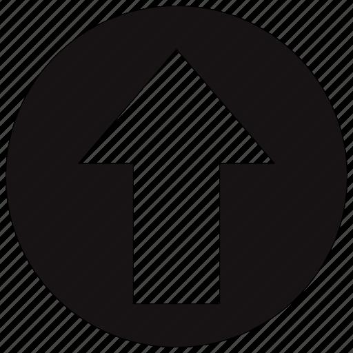 arrow, arrows, circle, direction, navigation icon