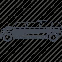 automobile, car, luxury, transport, vehicle icon
