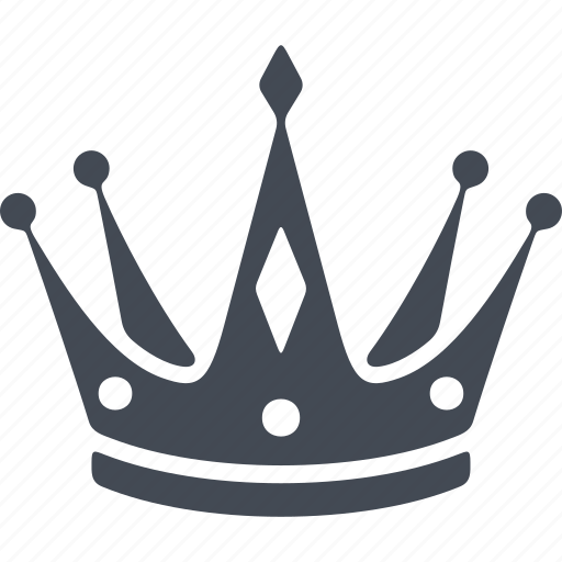 crown, greatness, luxury, power, symbol of power icon