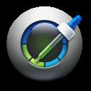 colorpicker, digitalcolor, meter icon