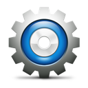 setting, config, gears icon