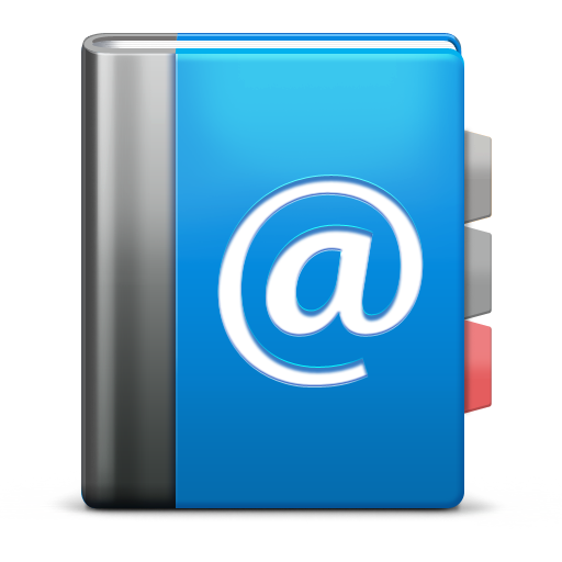 Book, address icon - Free download on Iconfinder