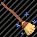 magic, broom