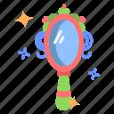 magic, mirror