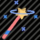 magic, wand, 3