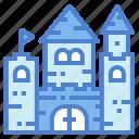 architecture, buildings, castle, monuments