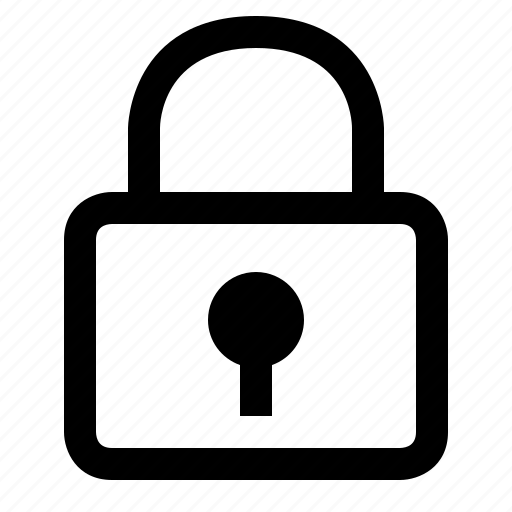 lock, locked, safe, safety, secure, security, unlock icon