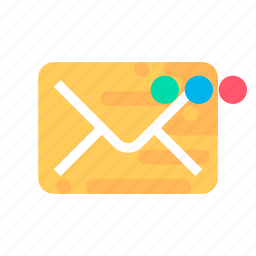 lable, mail, mark, message icon